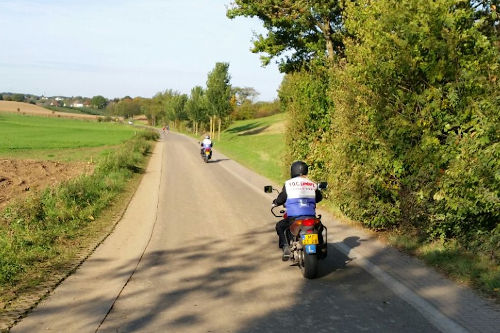 Motorrijbewijspoint Venlo examengarantie