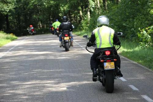 Motorrijbewijspoint Venlo motor lesplan