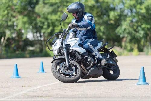 Motorrijbewijspoint Venlo motor rijtest